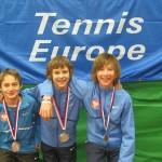 Halowe Drużynowe Mistrzostwa Europy Hadek n/Nisou luty 2013