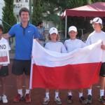 Reprezentacja Polski Finały Drużynowych Mistrzostw Europy Anlaya sierpień 2013